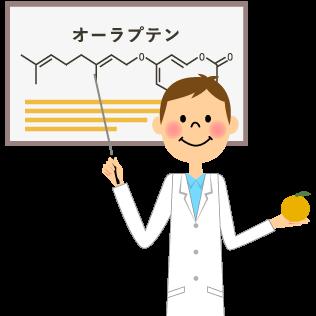 オーラプテン含有ハッサク皮抽出物を使用した熱中症対策に効果的な商品のコンサルティング